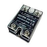 Hoymk Ssr-25va 25a Resistance Regulator Solid State Relay Temperature Control SSR 25va