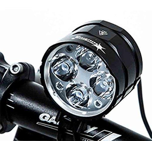 Nestling Solarstorm Bicycle Headlamp Headlight