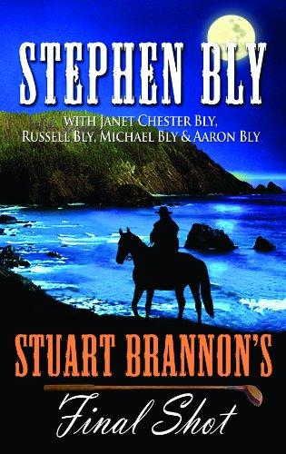 book cover of Stuart Brannon\'s Final Shot