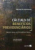 capa de Cálculo de Benefícios Previdenciários. Regime Geral de Previdência Social