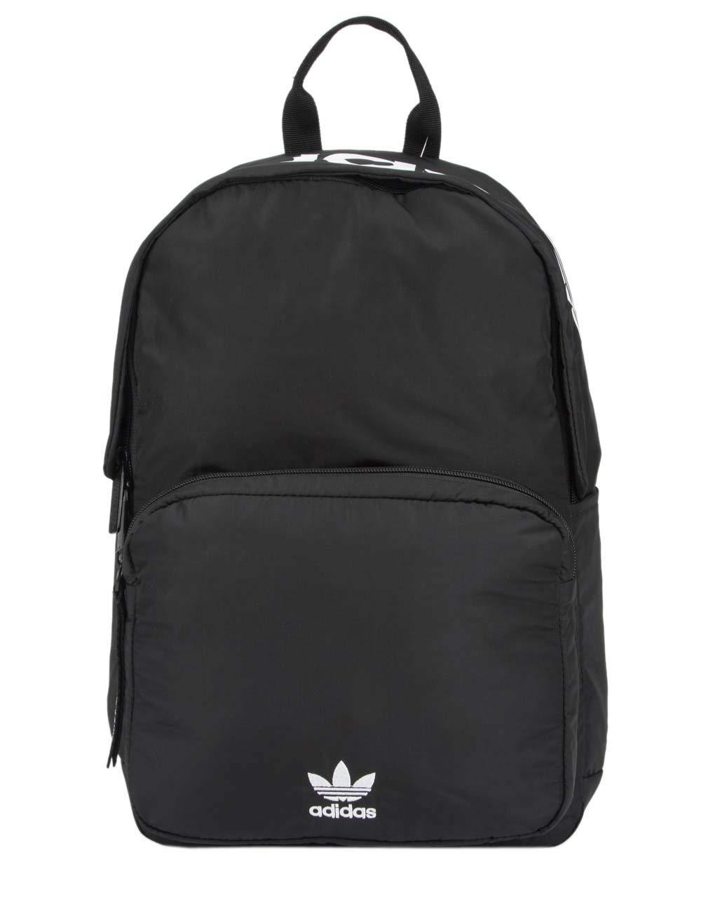 ADIDAS Originals Forum Black Backpack, Black by adidas
