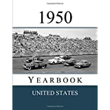1950 US Yearbook: Original book full of facts and figures from 1950 - Unique birthday or anniversary gift / present idea.