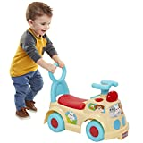 Best Push Toy For Infant Walking - Moose Mountain Jungle Safari Push N' Scoot Ride-on Review