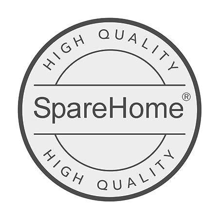 ReleMat SpareHome® Goma escotilla para lavadoras Samsung Ecobuble ...