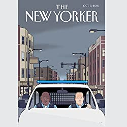 The New Yorker, October 3rd, 2016 (Jon Lee Anderson, Ariel Levy, Hua Hsu)