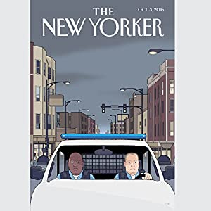 The New Yorker, October 3rd, 2016 (Jon Lee Anderson, Ariel Levy, Hua Hsu) Periodical