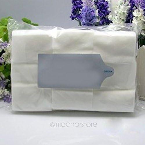 Toallitas para uñas 100% sin pelusas, super absorbentes, toallitas ...