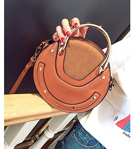 Messenger Leather Bags Bags Handbags Bag Bags For Shoulder Ladies Brown Women Crossbody Women Women qBPnSwqH