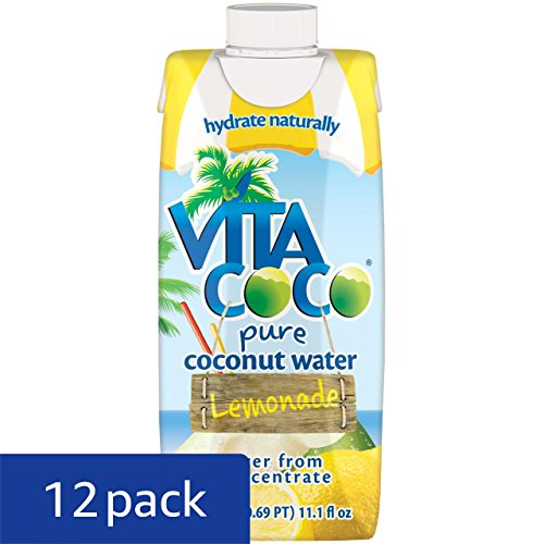 The 8 best coconut water with lemon