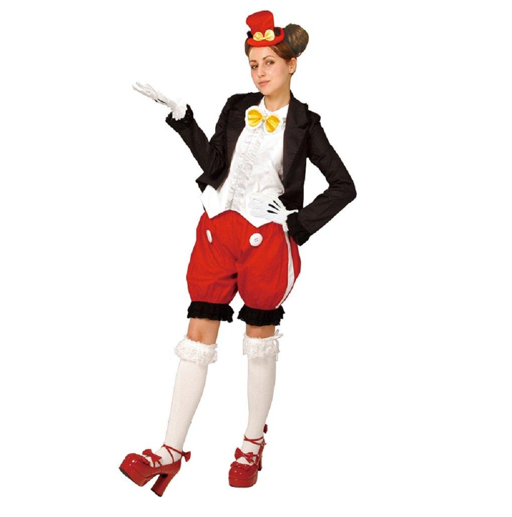 Disney Mickey Mouse Costume - Alt Style - Unisex Adult Costume