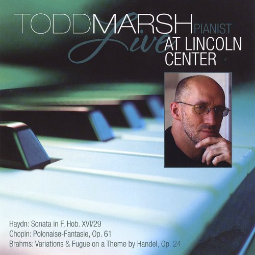 Live at Lincoln Center by CD Baby