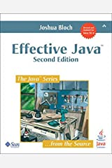 Effective Java (2nd Edition) Paperback