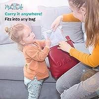 Amazon.com: Cambiador portátil para bebé, totalmente ...