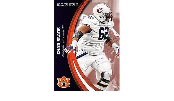 quality design 20cd6 d94fd Chad Slade football card (Auburn Tigers) 2016 Panini Team ...