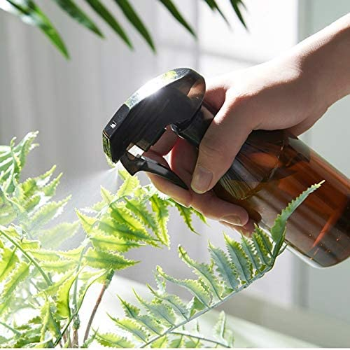 HZPXSB Botella de Spray de Agua de 300 ml, Botella de plástico ...