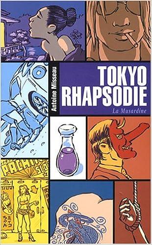 Téléchargement Tokyo Rhapsodie epub, pdf