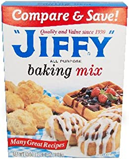product image for Jiffy Biscuit Baking Mix 40 oz - 4 Unit Pack