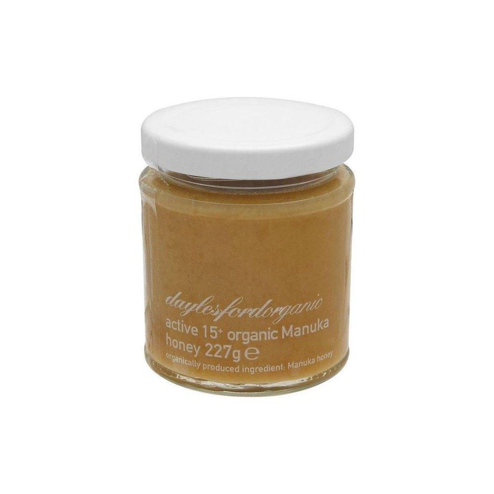 Daylesford Organic Active 15+ Manuka (227g) - Pack of 2