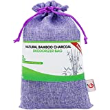 BUY MORE SAVE MORE Great Value SG Bamboo Charcoal Deodorizer Power Pack, Best Air Purifiers for Smokers & Allergies, Perfect Car Air Fresheners, Remove Smell for Home & Bathroom (Purple)