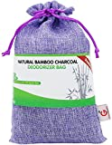 Great Value SG BUY MORE SAVE MORE Bamboo Charcoal Deodorizer Power Pack, Best Air Purifiers for Smokers & Allergies, Perfect Car Air Fresheners, Remove Smell for Home & Bathroom (Purple)