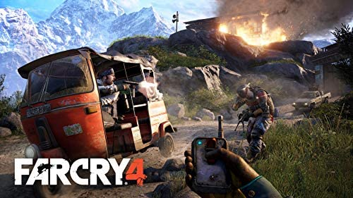 Far Cry 4 & Far Cry 5 Double Pack PS4 Game [Importación inglesa]: Amazon.es: Videojuegos