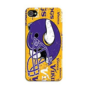 iphone 5s Protective Case,Good-Looking Football iphone 5s Case/Minnesota Vikings Designed iphone 5s Hard Case/Nfl Hard Case Cover Skin for iphone 5s