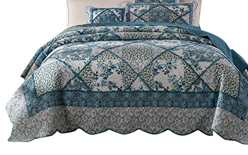 Tache Home Fashion JHW-646-T-CK Quilt Cal King