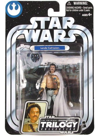 Star Wars OTC Figure LANDO CALRISSIAN as GENERAL #37