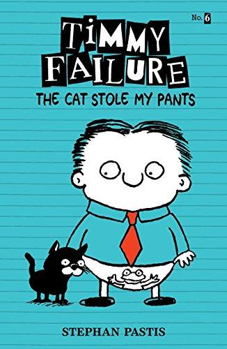 Timmy Failure Cat Stole Pants product image