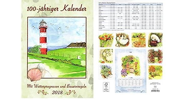 Calendario fábrica 100 años de calendario 2018 – de calendario (24 ...
