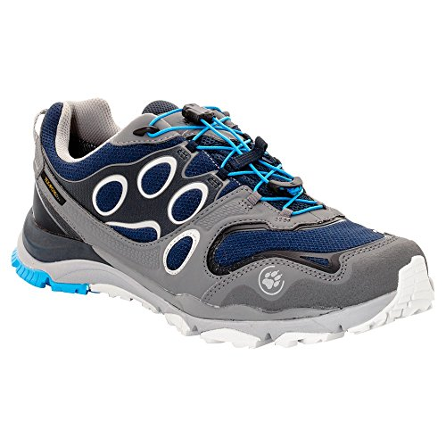 Jack Wolfskin Trail Excite Texapore Low azul noche (night blue)