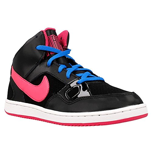 Nike - Son OF Force Mid PS - 616372012 - Farbe: Rosa-Schwarz - Größe: 27.5