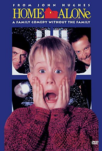 Home Alone Poster F 27x40 Macaulay Culkin Catherine O'Hara Joe Pesci