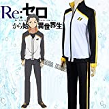Cosplay costumes Natsuki Natsuki Subaru Wind Jersey Halloween Costume Event Tranformer Disguise Men size L