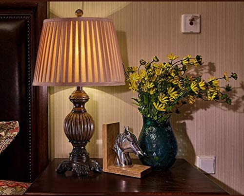 1. Table Lamp Simple Creative Bedroom Decoration Bedside Lamp 2.
