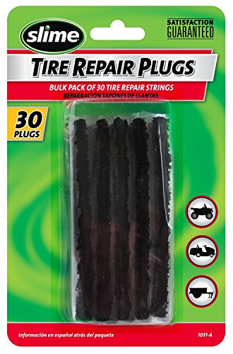 Slime. 1031-A Tire Repair Plugs (Pack of 30)