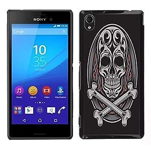 Dragon Case - FOR Sony Xperia M4 Aqua - Life is like music - Caja protectora de pl??stico duro de la cubierta Dise?¡Ào Slim Fit
