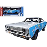 Autoworld AW210 1968 Plymouth Road Runner Richard Petty No.43 Limited to 1250 Piece 1-18 Diecast Car