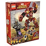 Lego Super Heroes The Hulkbuster Smash-up 76104 Building Kit (375 Piece)