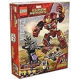 LEGO Super Heroes O Ataque Destruidor de Hulkbuster 76104