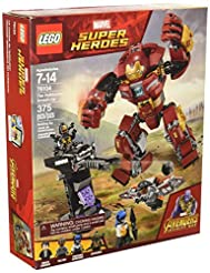 LEGO Marvel Super Heroes Avengers: Infin...