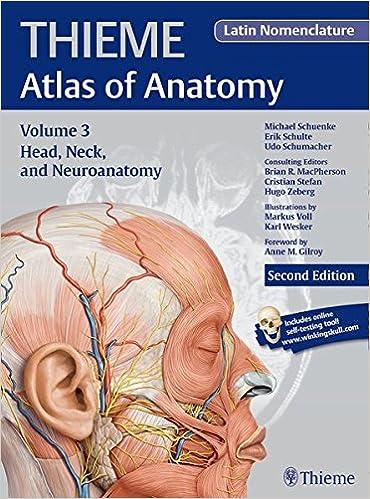 Head, Neck, And Neuroanatomy (thieme Atlas Of Anatomy), Latin Nomenclature por Michael Schuenke epub