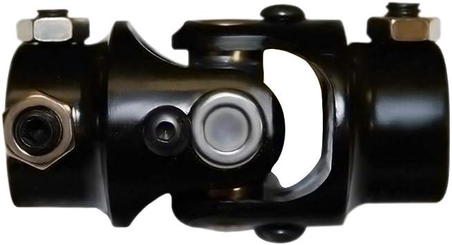 DEMOTOR PERFORMANCE 36 Length 3//4 DD Steel Steering Shaft /& 1-48 Spline x 3//4 DD /& 3//4 30 Spline To 3//4 DD Steering Shaft U Joint Black Steel