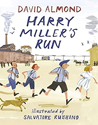 book cover of Harry Miller\'s Run