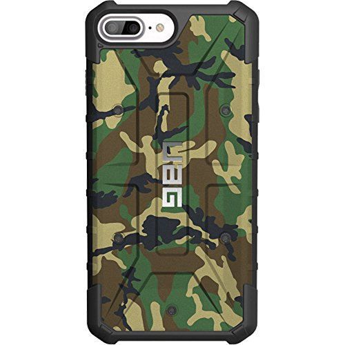 (Limited Edition- Customized Designs by Ego Tactical Over a UAG- Urban Armor Gear Case for Apple iPhone 8 Plus/7 PLUS/6s Plus/ 6 Plus (Larger 5.5