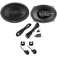 2003-2005 Dodge Ram 2500/3500 Rockford Fosgate Front Speaker Replacement Kit