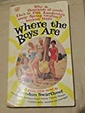 WHERE THE BOYS ARE Signet D1890