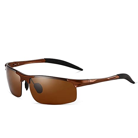 Gafas Gafas de Sol polarizadas para Hombres Gafas de visión ...