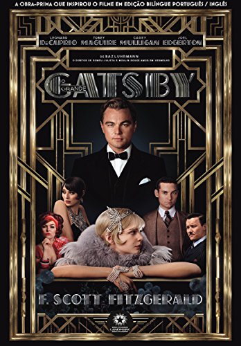 O Grande Gatsby: The Great Gatsby: Edicao Bilingue