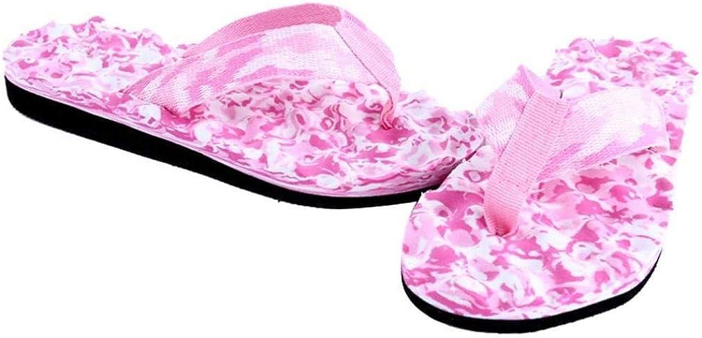 Voberry Women Summer Slipper indoor /& outdoor Flip-flops beach Sandal Thong